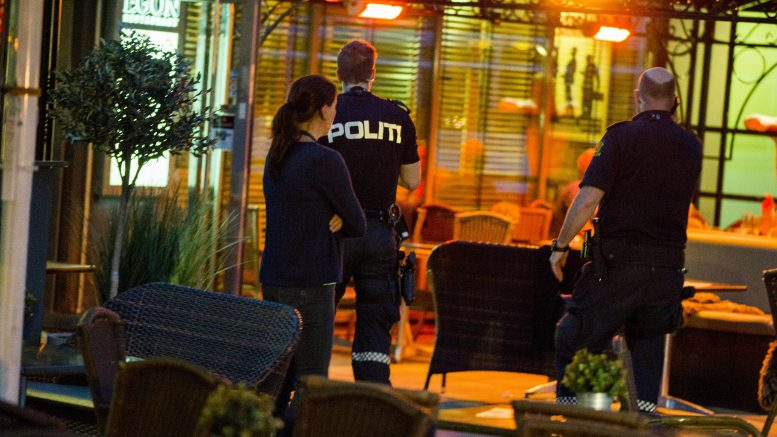 Eight arrested after shooting at Lørenskog