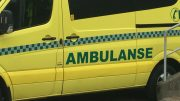 ambulance traffic accident knife episode