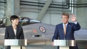 Norwegian Minister of Defence Ine Eriksen Søreide. and US defense secretary Ashton Carter US