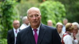 His Majesty King harald