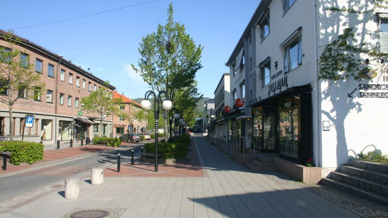 ASKER City Centre