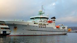 Research Ship G. O SARS