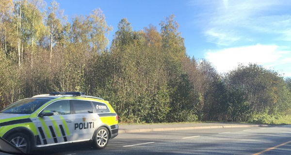 Police, shot in larvik