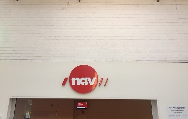 NAV office, where unemployed and job seekers goes for support.