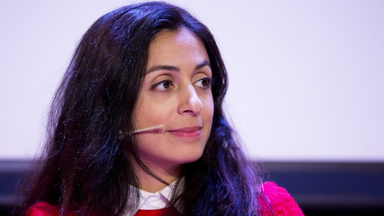Hadia Tajik Labour Whistle Blower