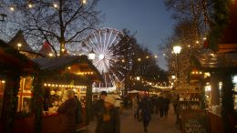 Christmas market in Spikersuppa