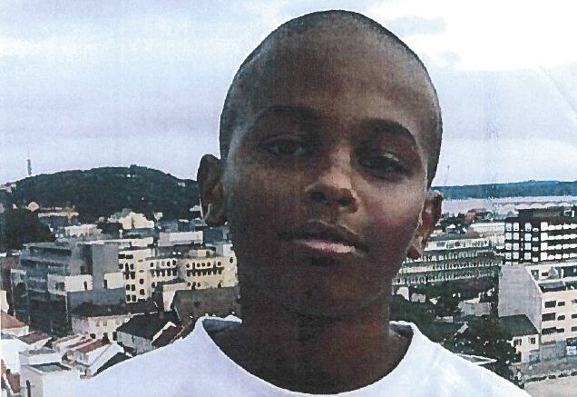Photo of Jacob Abdullahi Hassan (14) who was killed in a double murder in Kristiansand