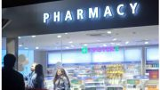 Apotek 1 opened their first pharmacy on Oslo Airport