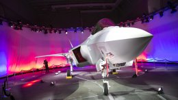 Norway's first F-35 fighter