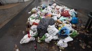 Garbage problem in Oslo