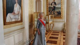 Princess Astrid, Mrs Ferner fills Sunday 85 years