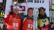 Hochfilzen, Austria The Biathlon World Championships 2017