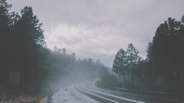 Difficult weather
