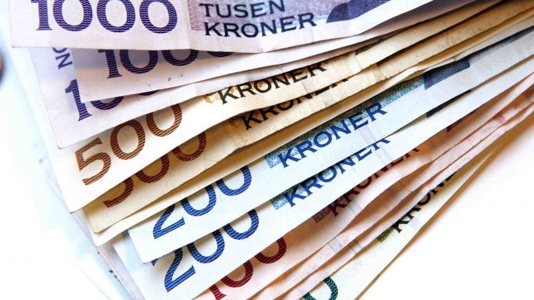 Norwegian cash
