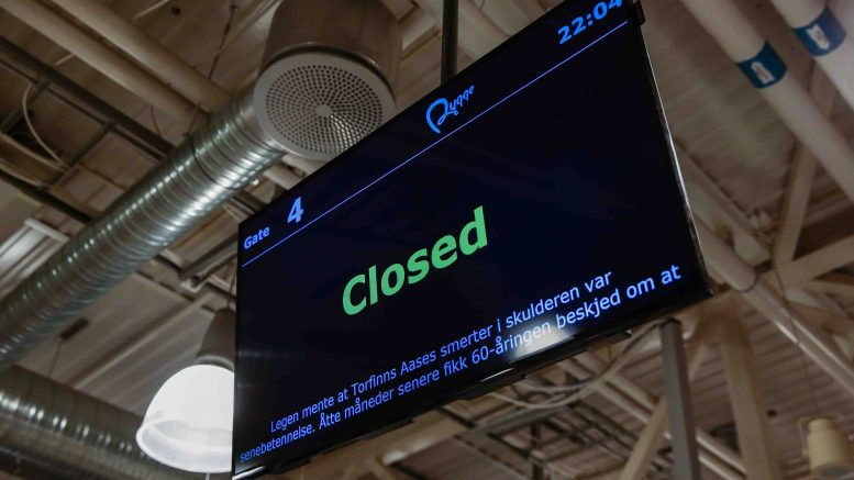 Duty-free operator wants to reopen Rygge