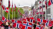 May 17th, 17 may-celebration of Karl Johan Street in Oslo
