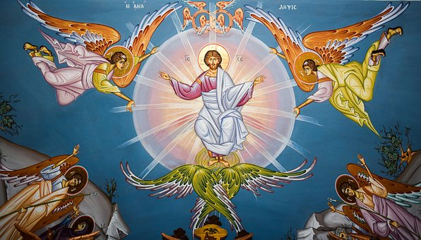 Ascension of Christ, Ascension day