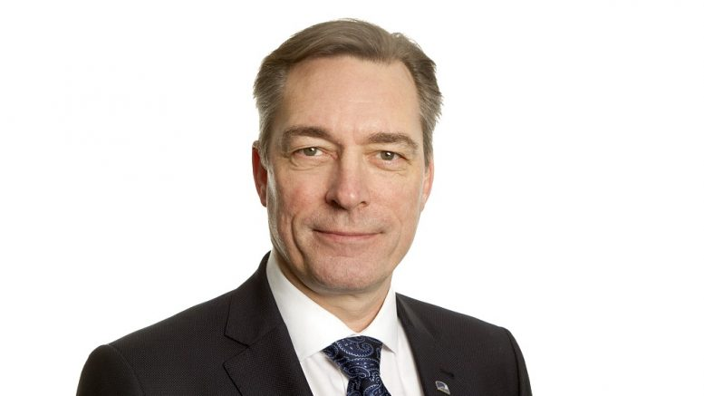 Minister of Defence, Minister for European Affairs, Frank Bakke-Jensen (Conservatives).