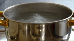 dry-cooking, Boil Water