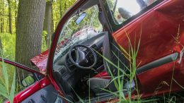 car accident in Telemark dies in traffic accident