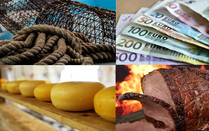 EU, EEA , fish, meat, cheese, crabs, EU agreements with Norway