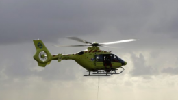 Norwegian Air Ambulance two critically injured