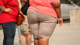 Overweight obesity shorter heavier