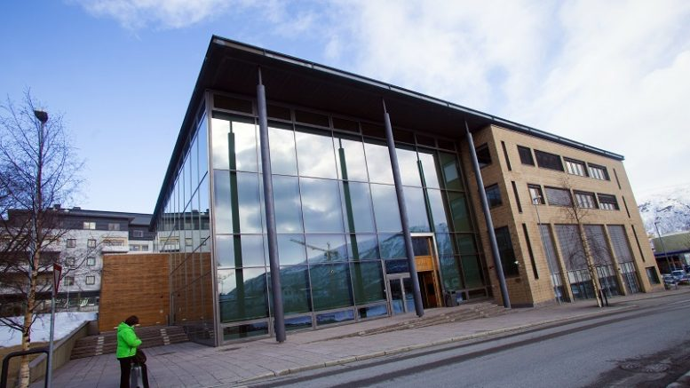 Nord-Troms District Court in Tromsø