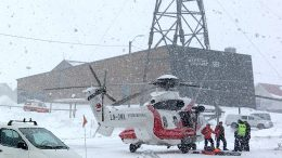 Svalbard, Russian died, snowmobile accident