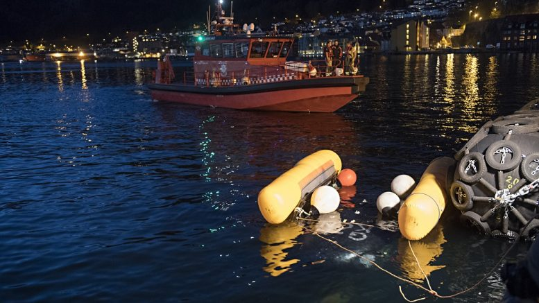 World renowned pilot in the helicopter accident in Bergen