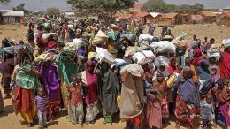 Hunger victims, Yemen, Somalia, South Sudan