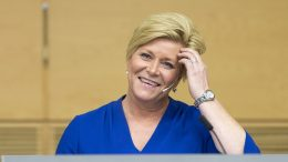 Siv Jensen, Growth in the Norwegian economy