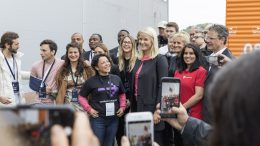Crown Princess Mette-Marit at Technology Festival