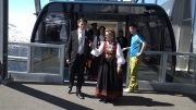 Queen Sonja, gondola lift