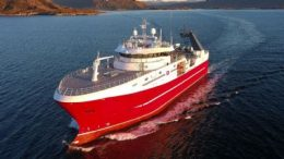 Shrimp Trawler, Russia demands NOK 90 million in bail