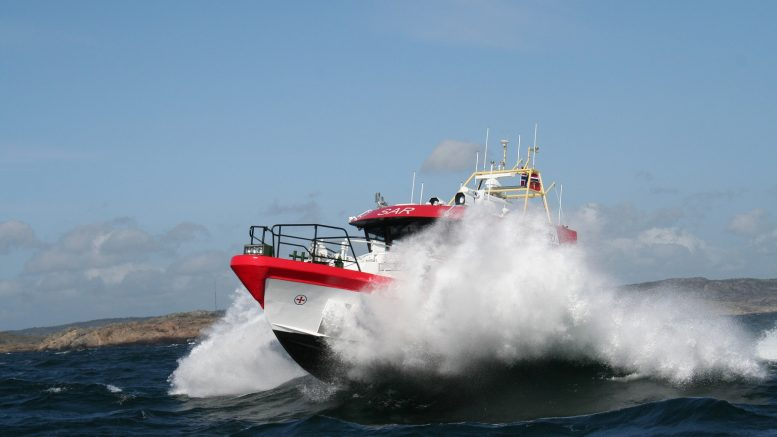 Rescue Boat, stolen watercraft Sørfjorden Kristiansand drowning accidents drowned notices