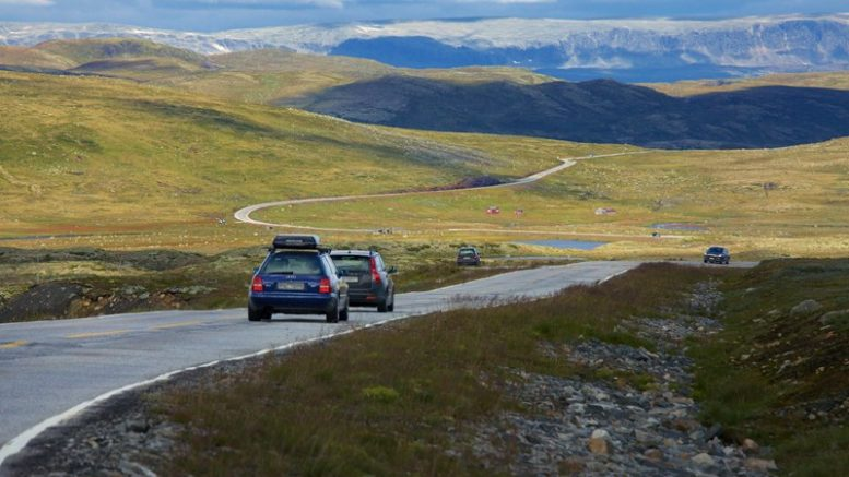 Experience Norway by car