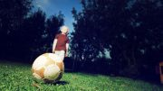 Child poverty football