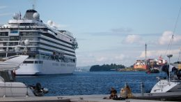 Cruise, Oil Rig & Pleasure, Stavanger Harbour