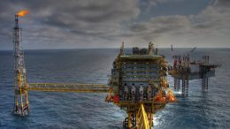 Statoil Oil Rig Climate Gas