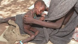 South Sudan hungry hunger