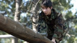 Female soldier armed forces