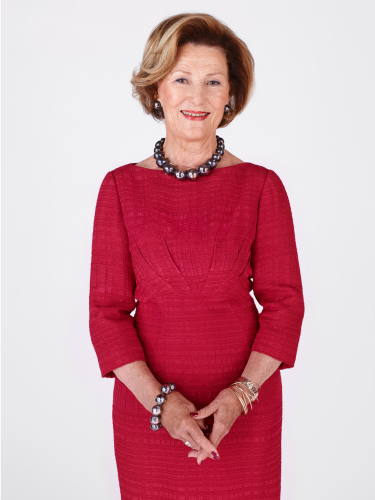 Queen Sonja 80 years old