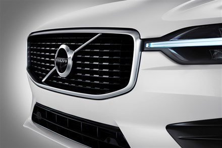 Volvo Front self-driving