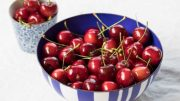 Norwegian morello sweet cherries