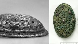 Bergen museum Viking artifacts, Iron age burglary