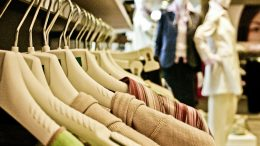 Shopping price of clothes