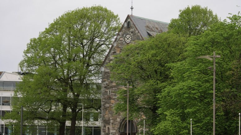 Stavanger Cathedral Church strike