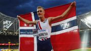 Filip Ingebrigtsen secured World Cup bronze