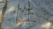 Rock Carving Nordland, Boat